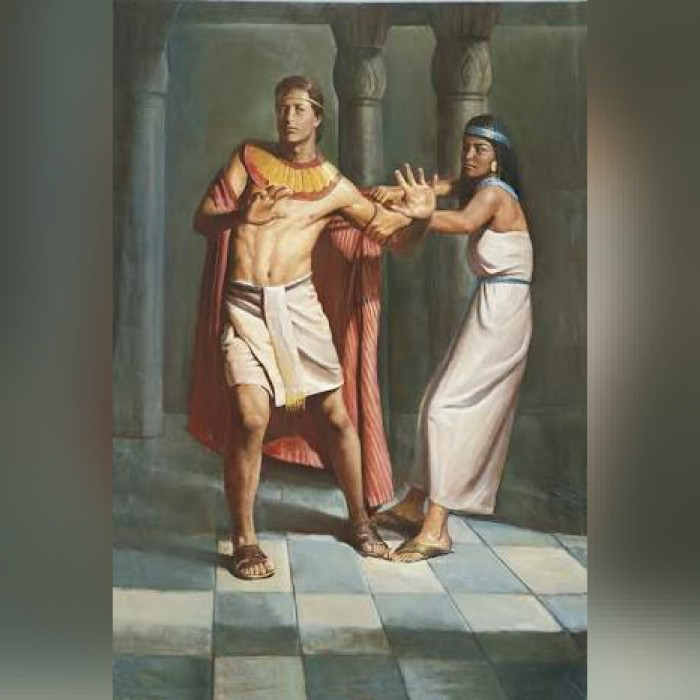 BIBLE ALIVE 12: FleeFornication
