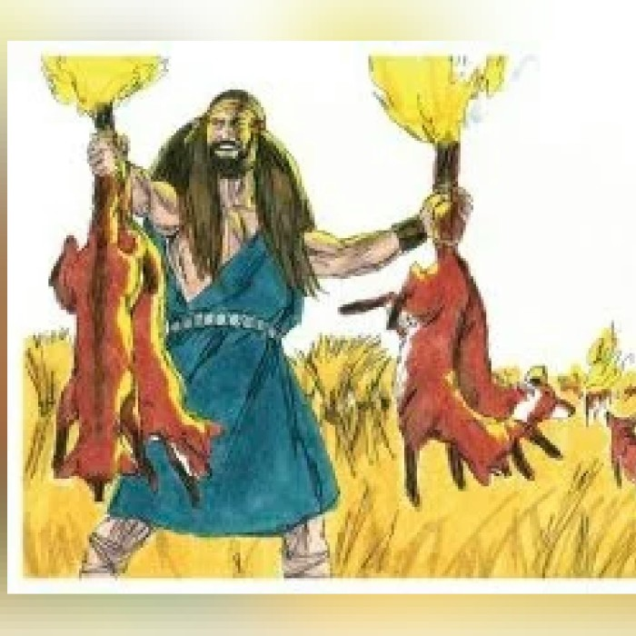 BIBLE ALIVE 22: FoxesAflame