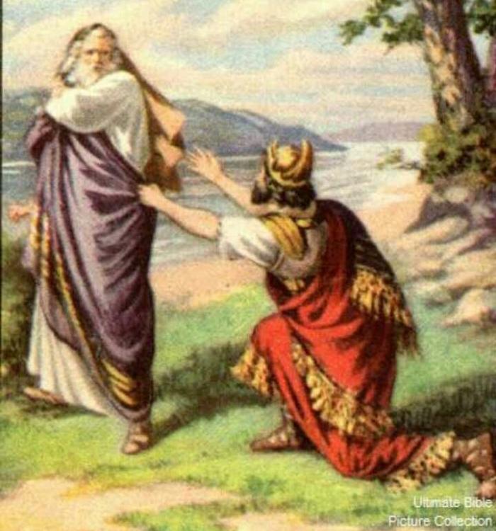 BIBLE ALIVE 23: Feignedpenitence